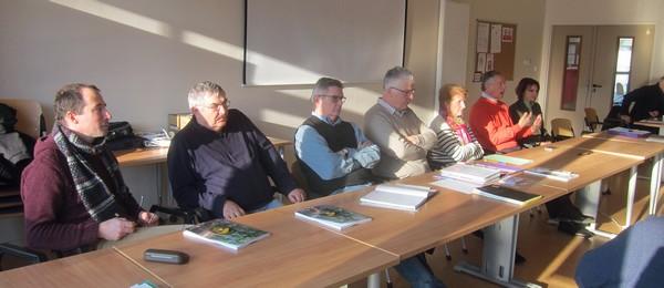 L'Assemblée Générale de la Société Mycologique a eu lieu le 21 janvier 2017.