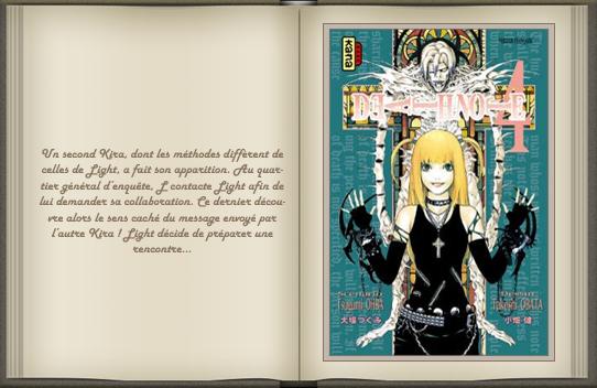 « Death Note : tome 4 » de Tsugumi Ohba & Takeshi Obata