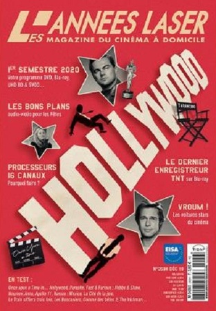 """Les Années Laser N° 269 décembre 2019 """"Magazine"""""""