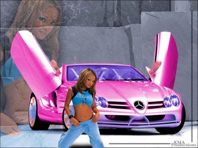 La Mercedes la plus sexy