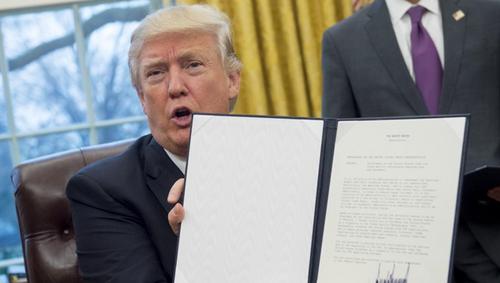 Les contradictions de Trump et l'affaiblissement programmé des Etats-Unis