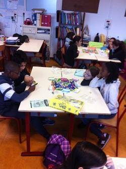 ateliers maths et français en cm2B