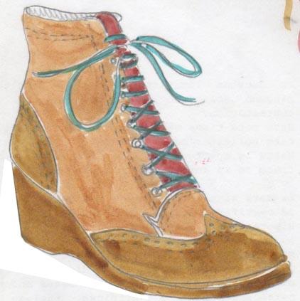 godillots, shoes