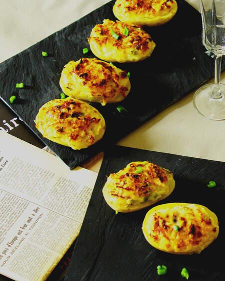 Recette de Pommes de terre gratinées par Pankaj 1 Septembre 2014, 07:00 Recettes végétariennes