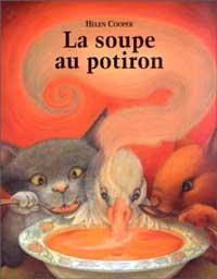 La soupe au potiron : Helen Cooper