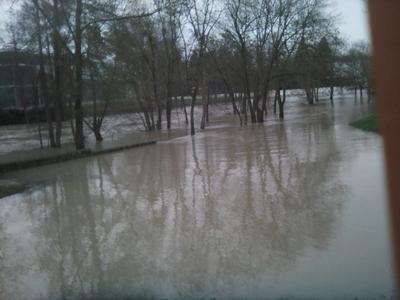 Les rivières débordent! ... suite