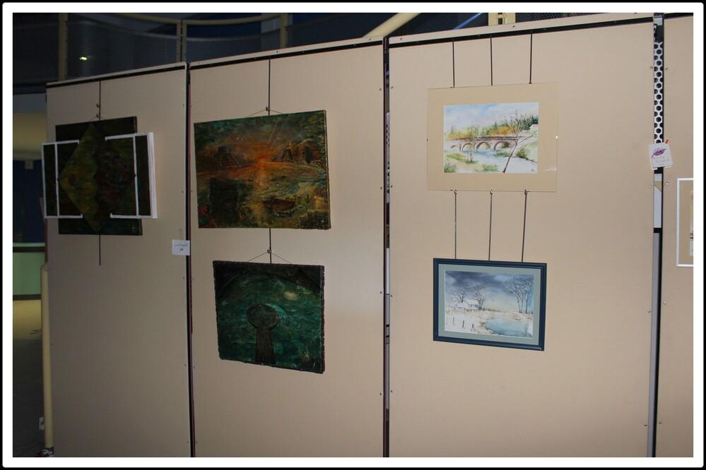Vernissage atelier peinture