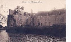 LES REMPARTS DE PIROU (Manche)