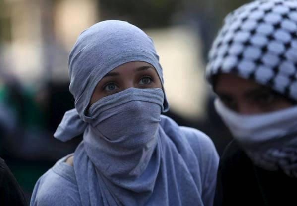 La femme palestinienne belle et rebelle, au cœur de la résistance !