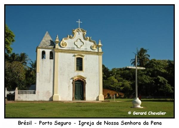 La ville historique de Porto Seguro (1)