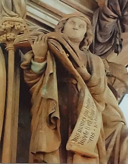 """""""De la Chartreuse de Champmol aux pleurants"""", une superbe conférence de Michel Lagrange pour l'AMPC"""