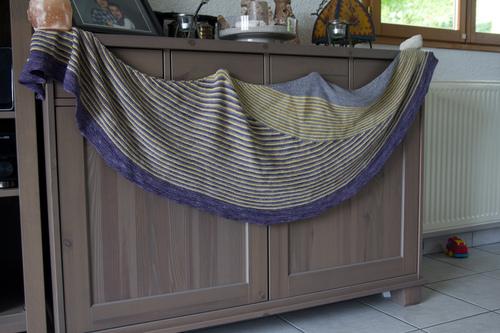 Mylène : Bilan tricot/crochet à mi-année