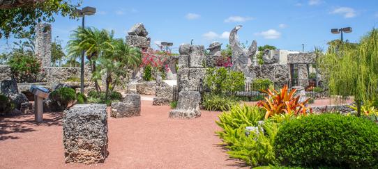 Coral Castle (Château de Corail)