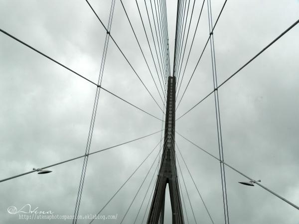 Le pont de Normandie (retour)