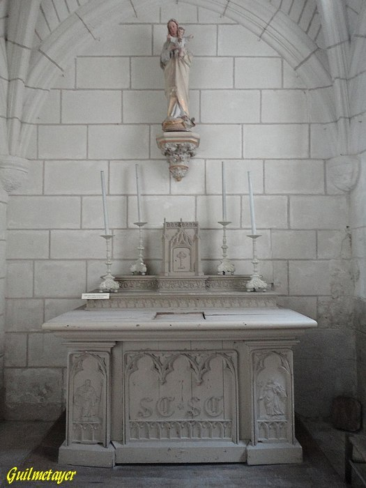 Chambon, Eglise-St-Paul