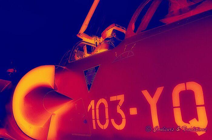Chevalier du ciel à Mach 2