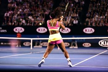 Serena ne laisse aucun répit
