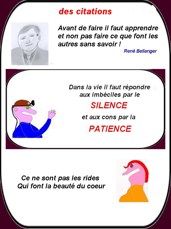 des citations de Tiot