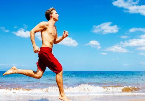 courir quand il fait chaud