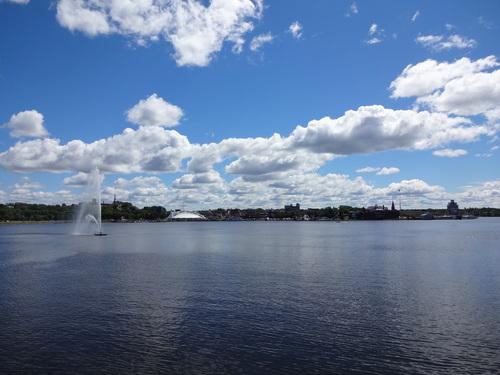 Mardi 23 juillet: Falcon Lake (MB) -Vermillon Bay (ON)
