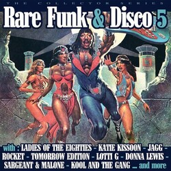 V.A. - Rare Funk & Disco - Vol.5 - Complete CD