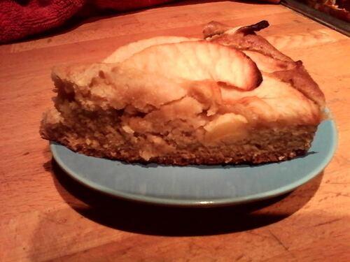 Gâteau au pomme tout moelleux et tout fondant