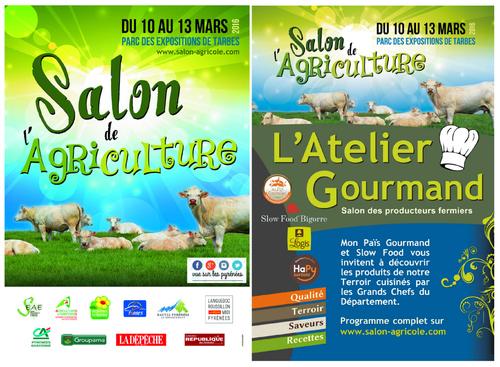 Le Salon de l'Agriculture de Tarbes 2016