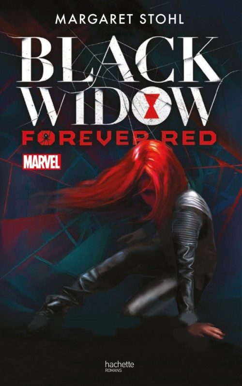 Black widow : forever red - Magaret Stohl