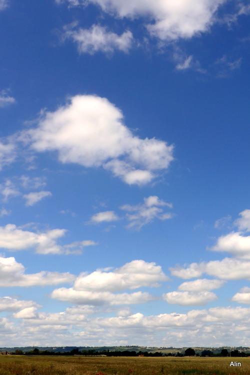 Le ciel de Toulouse ...