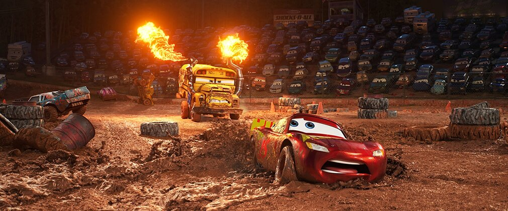 [Test Blu-ray] Cars 3