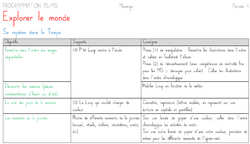 Programmations_PS_MS_Période 1_Explorer le monde