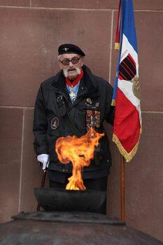 * Décès de Jacques Cristiani. Un  homme dont la vie au service de la France a été exemplaire.