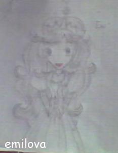 Chocola princesse