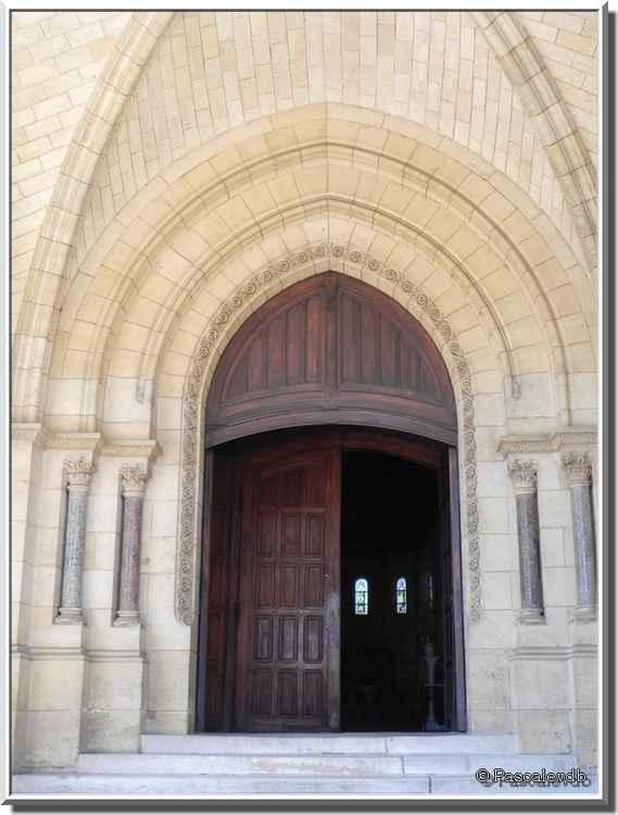 Bordeaux - L'église Sainte Marie de la Bastide