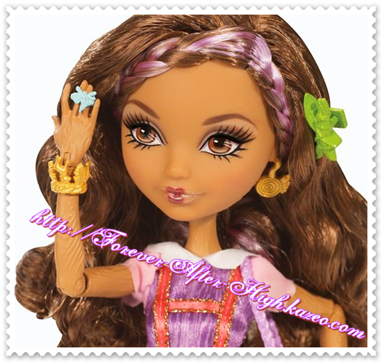 ever after high - cedar wood doll commercial (1)