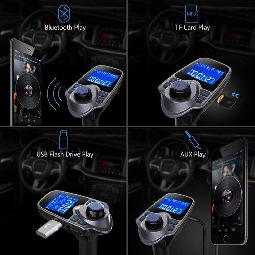 Mpow Transmetteur Bluetooth FM