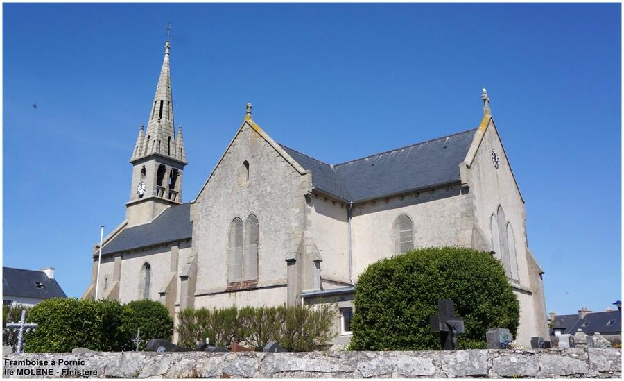 Ile de Molène - Eglise St Renan