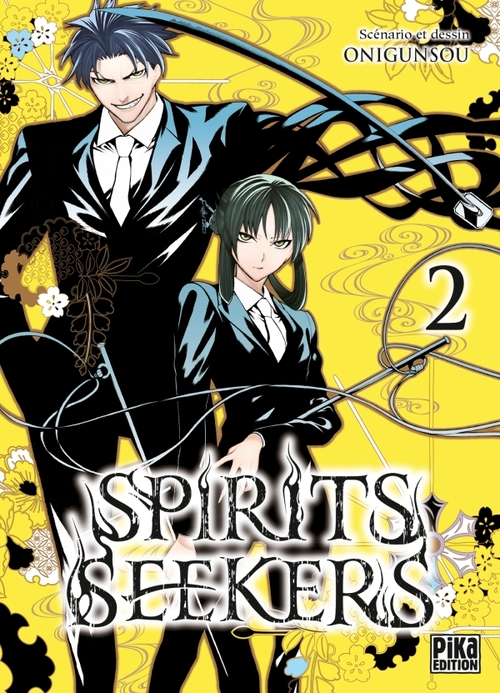 Spirits seekers - Tome 02 - Onigunsou