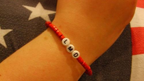Bracelet pour le club LMD