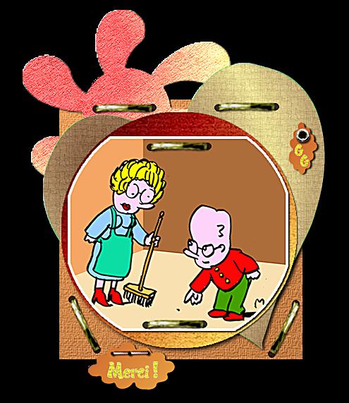 """""""Cadeau de Granguy"""""""
