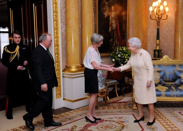 Elizabeth et les gouverneurs