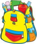 My schoolbag