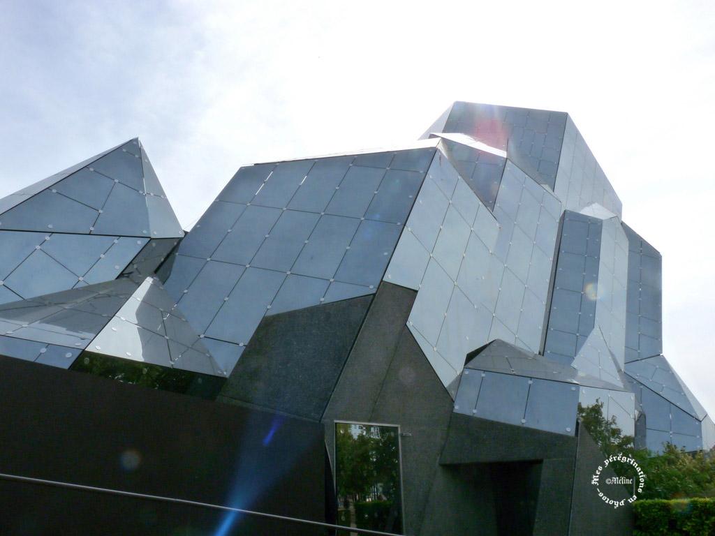 Visite du Parc du Futuroscope (12) Une partie de mes vacances en septembre 2012 !