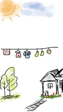 Lessive Maison