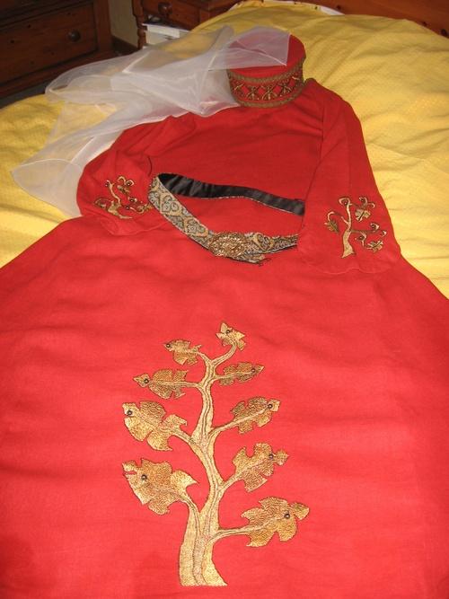 Costume médiéval