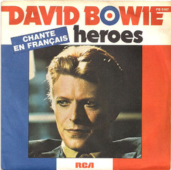 "David Bowie: ""Heroes"" en version française"