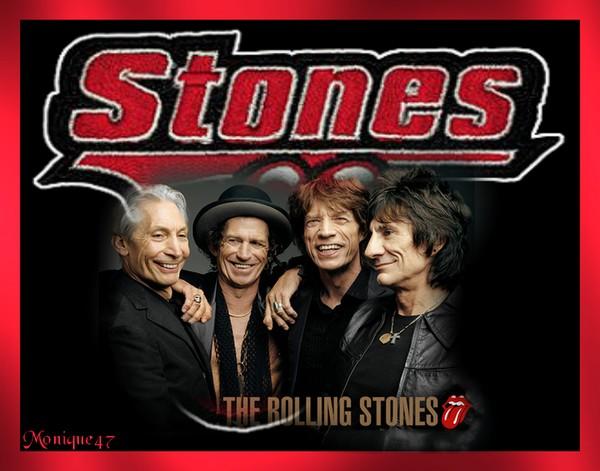 Hommage aux Rolling Stones