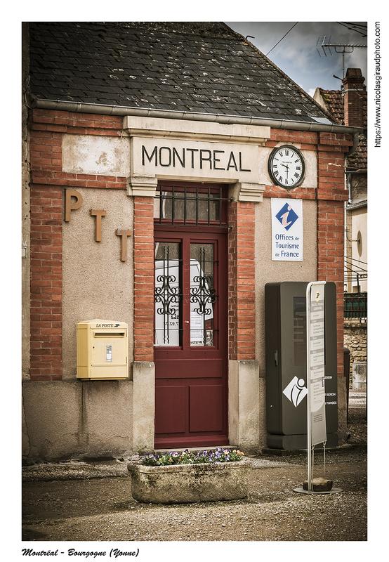 De Montréal à Epoisses, villages d'antan de Bourgogne
