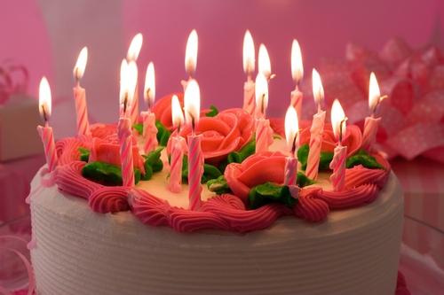 Joyeux anniversaire à Zoé !