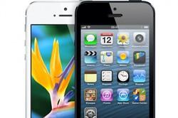 iPhone 5S : deux fois plus de pixels pour l'écran ?